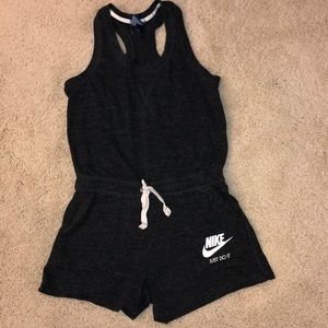 NWOT Nike one piece shorts outfit